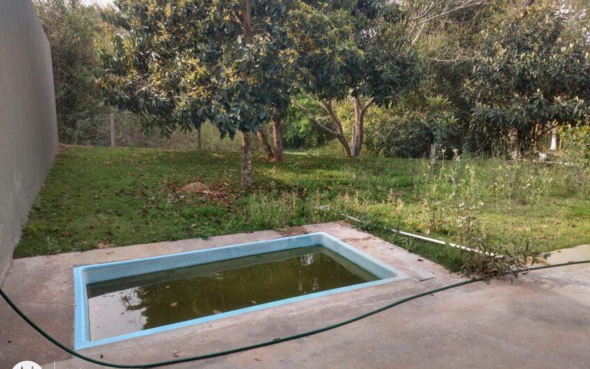 Chácara com 1.000m² / rancho com frente para o rio Sorocaba